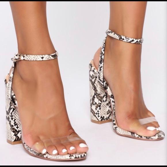 Fashion Nova Shoes - Fashion nova